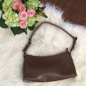 🧡Furla Brown leather handbag🧡